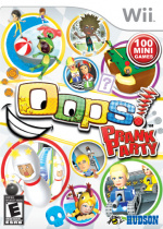 Oops! Prank Party Cover (Click to enlarge)