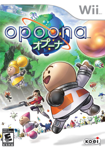 Opoona Cover Artwork
