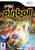 Pinball Hall of Fame - The Gottlieb Collection Cover (Click to enlarge)