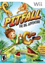 Pitfall: The Big Adventure Cover (Click to enlarge)