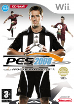 Pro Evolution Soccer 2008 Cover (Click to enlarge)