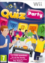Quiz Party Cover (Click to enlarge)