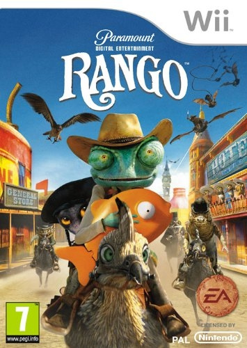 Rango Cover Artwork