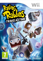 Raving Rabbids Travel in Time Cover (Click to enlarge)