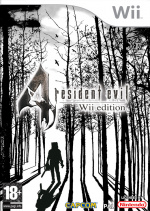 Resident Evil 4: Wii Edition Cover (Click to enlarge)