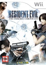 Resident Evil: The Darkside Chronicles Cover (Click to enlarge)