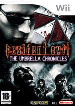 Resident Evil: The Umbrella Chronicles Cover (Click to enlarge)