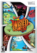 Roogoo Twisted Towers Cover Artwork
