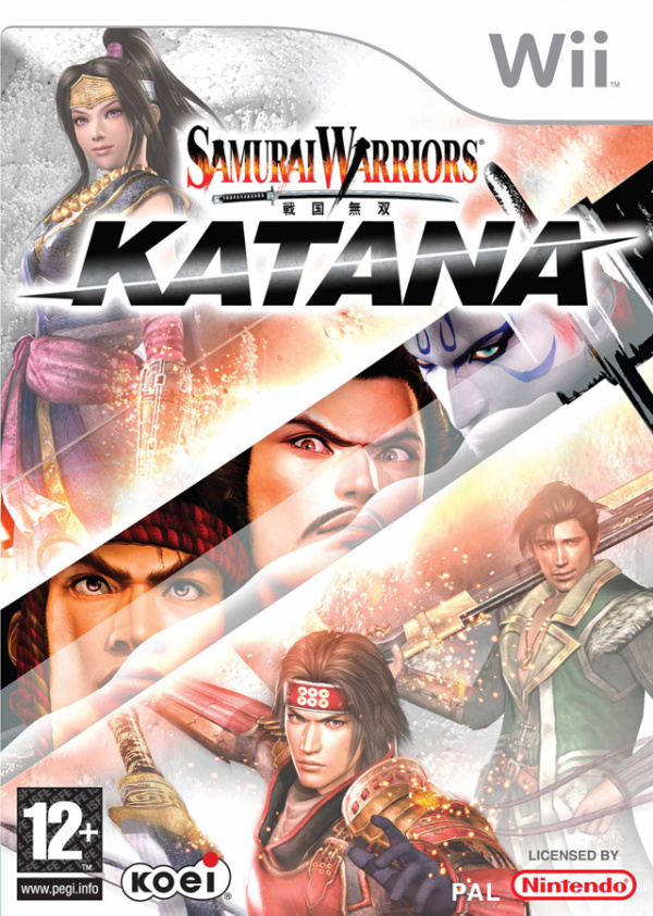 Samurai Warriors: KATANA Cover Artwork