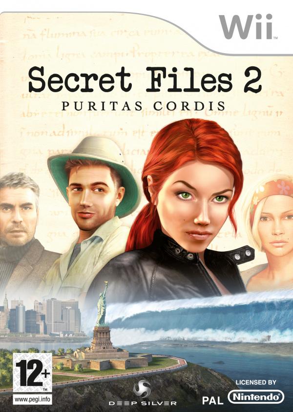Secret Files 2: Puritas Cordis (Wii) News, Reviews ...