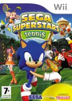 SEGA Superstars Tennis Cover (Click to enlarge)
