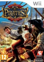 Sid Meier's Pirates! Cover (Click to enlarge)