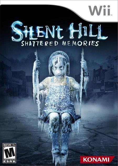 Silent Hill: Shattered Memories Cover Artwork