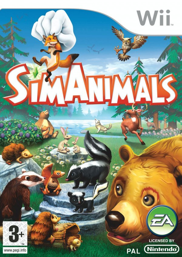 SimAnimals Cover Artwork