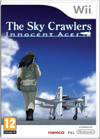 Sky Crawlers: Innocent Aces Cover Artwork