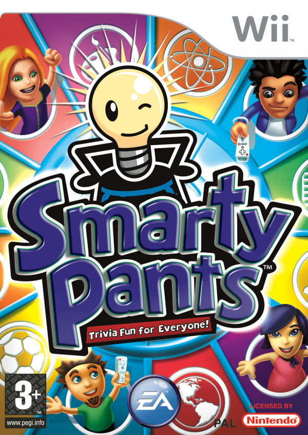 Smarty Pants Cover Artwork