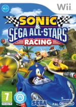 Sonic & SEGA All-Stars Racing Cover (Click to enlarge)