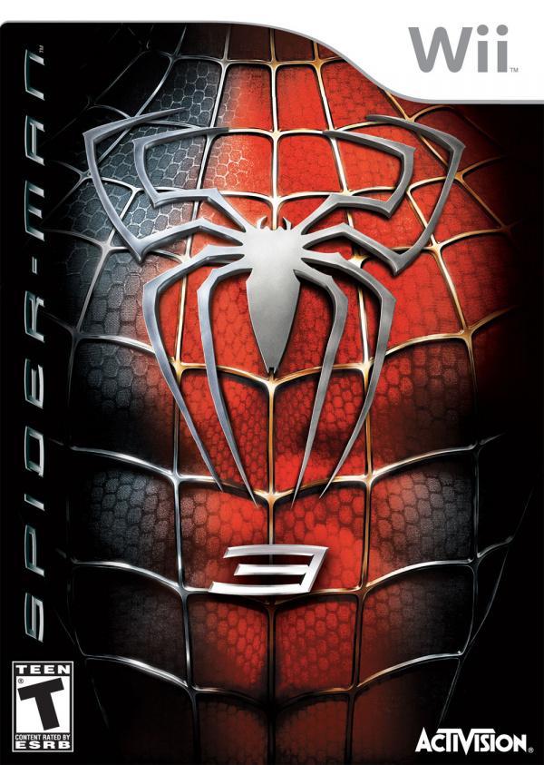 Spider-Man 3 Cover Artwork