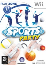 Sports Party Cover (Click to enlarge)