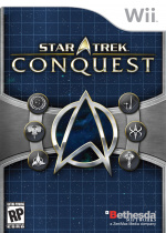 Star Trek: Conquest Cover (Click to enlarge)