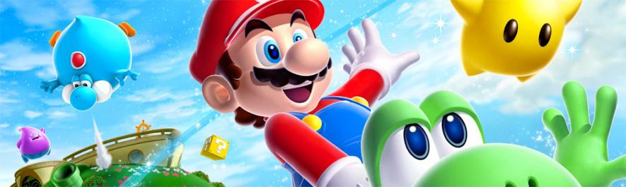 5. Super Mario Galaxy 2 — Wii