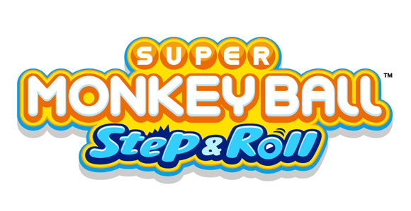 Super Monkey Ball Step & Roll Cover Artwork