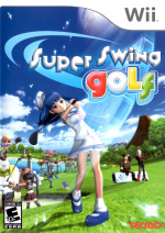 Super Swing Golf PANGYA Cover (Click to enlarge)