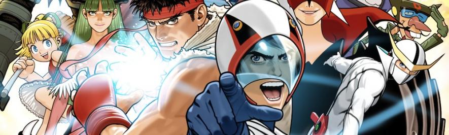 16. Tatsunoko vs. Capcom: Ultimate All-Stars