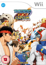 Tatsunoko vs. Capcom: Ultimate All-Stars Cover (Click to enlarge)
