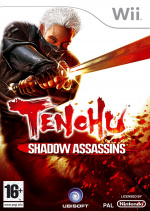 Tenchu: Shadow Assassins Cover (Click to enlarge)