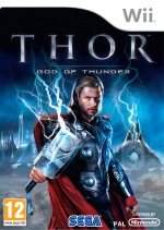 Thor: God of Thunder Cover (Click to enlarge)