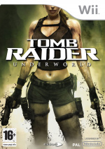 Tomb Raider: Underworld Cover (Click to enlarge)