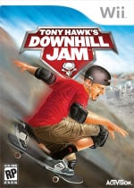 Tony Hawk's Downhill Jam Cover (Click to enlarge)