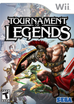 Tournament of Legends Cover (Click to enlarge)