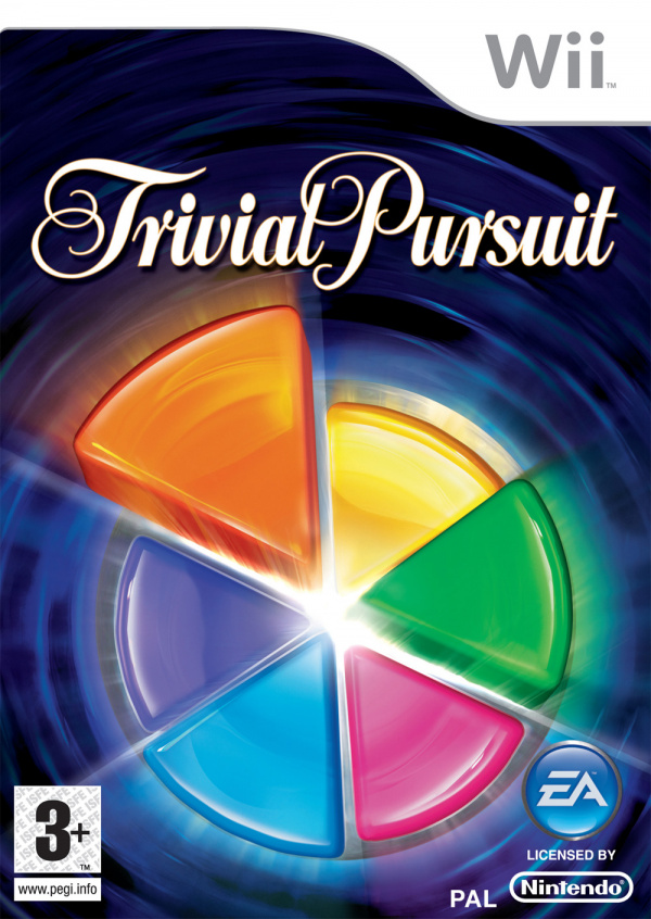 Trivial Pursuit Cover Artwork