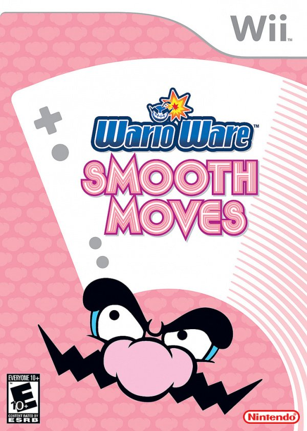 WarioWare Smooth Moves Cover Artwork