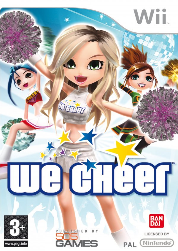 We Cheer Cover Artwork