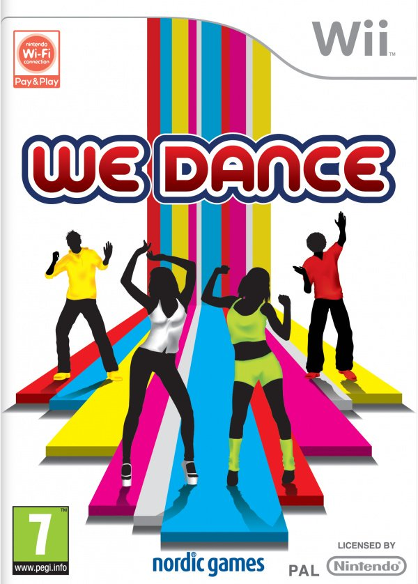 We Dance Cover Artwork