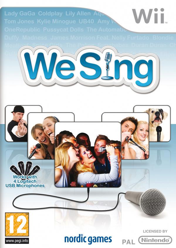We Sing Cover Artwork