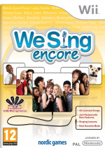 We Sing Encore Cover (Click to enlarge)