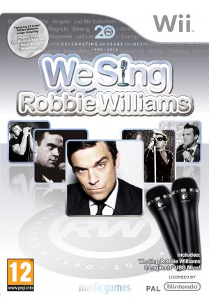 We Sing: Robbie Williams