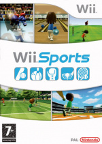 Wii Sports Cover (Click to enlarge)