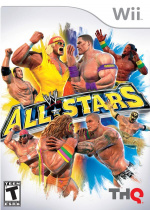 WWE All Stars Cover (Click to enlarge)