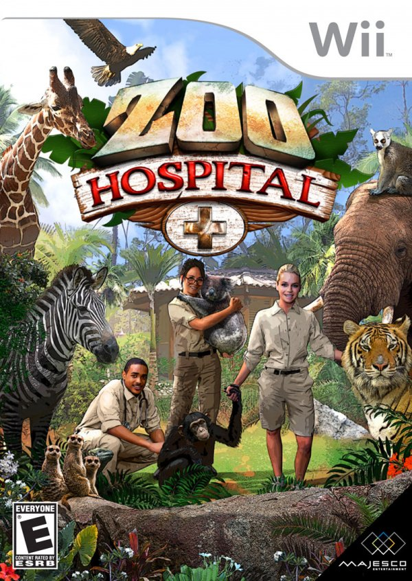Zoo Hospital Cover Artwork