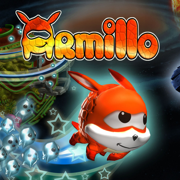 Armillo Cover Artwork