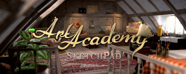 Art Academy: SketchPad Cover Artwork
