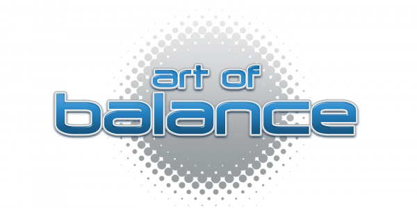 Art of Balance Cover Artwork