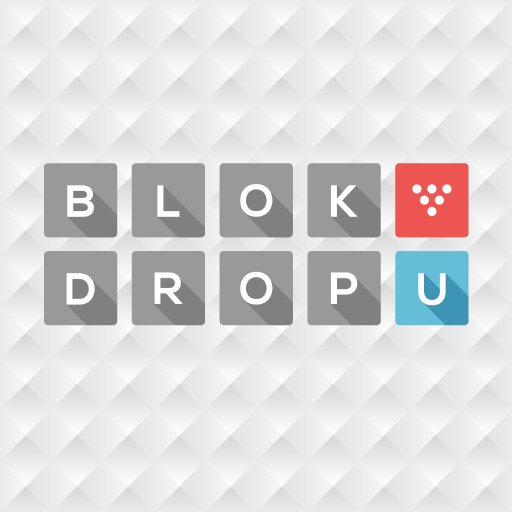 BLOK DROP U Cover Artwork
