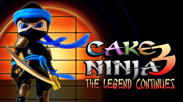 Cake Ninja 3 The Legend Continues