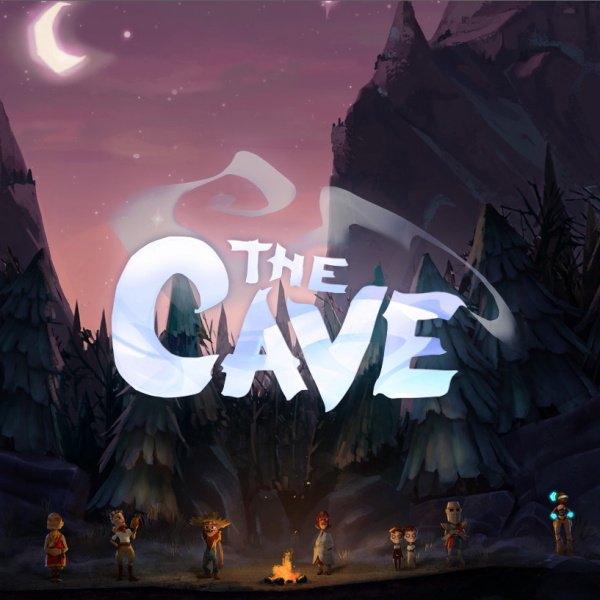 The Cave Cover Artwork